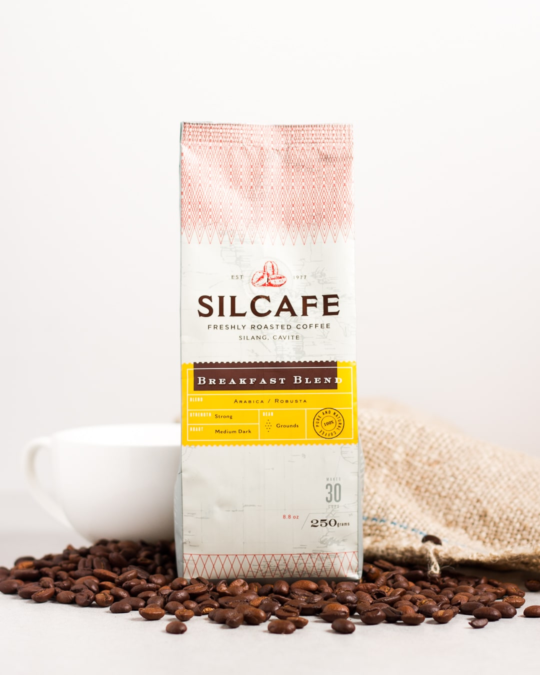 Silcafe Breakfast Blend