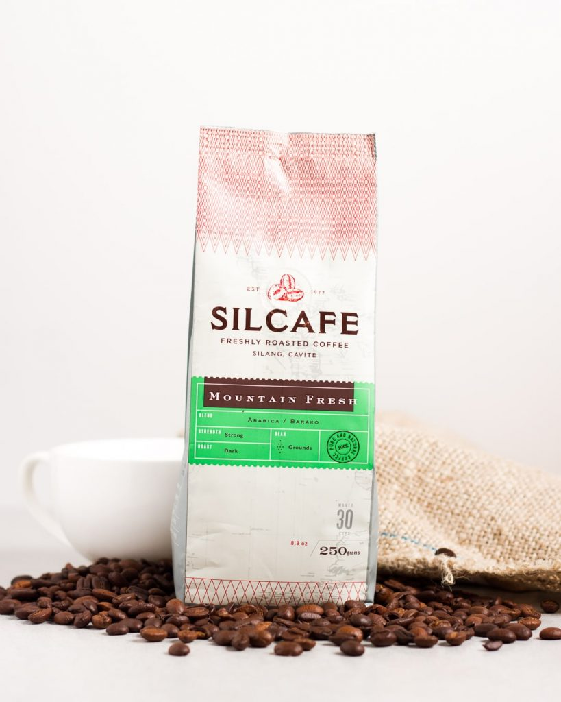 Silcafe Mountain Fresh