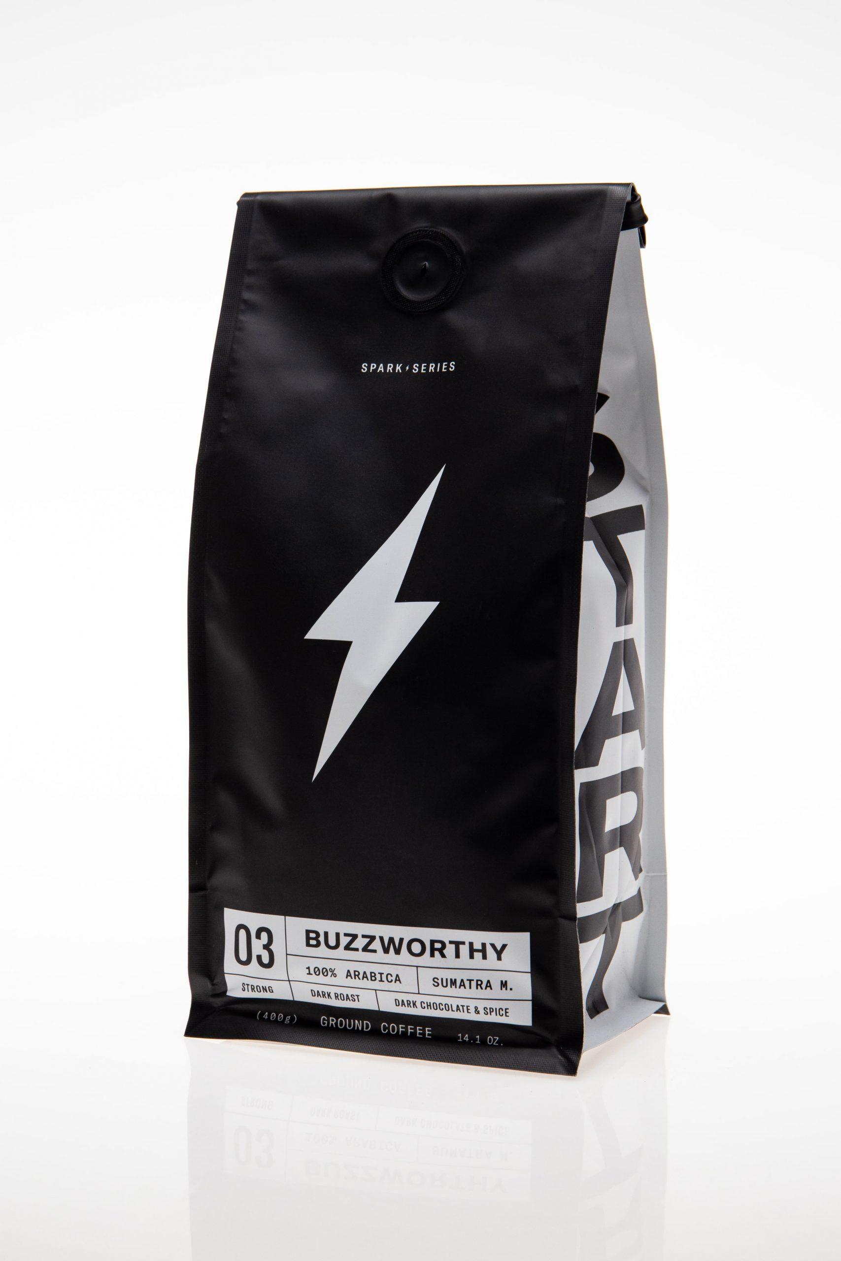 KickStart Spark - Buzzworthy