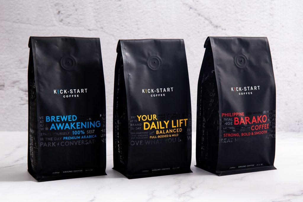 Kick-Start Coffee
