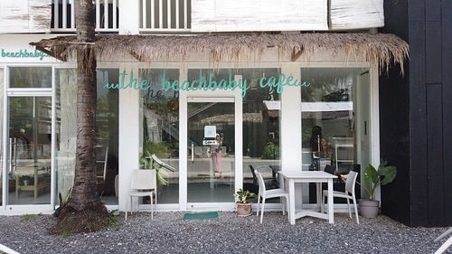 The Beach Baby Cafe