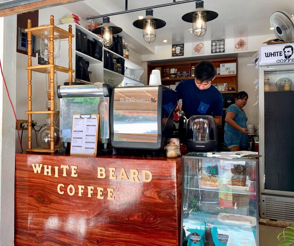 Whitebeard Coffee Siargao