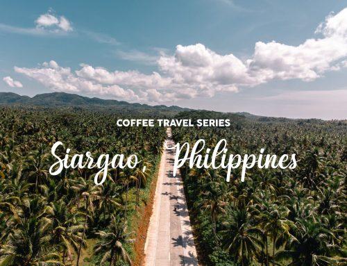 Coffee Travel Series: Best Coffee Shops in Siargao