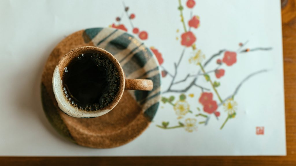 Strong coffee with Silca Coffee Co