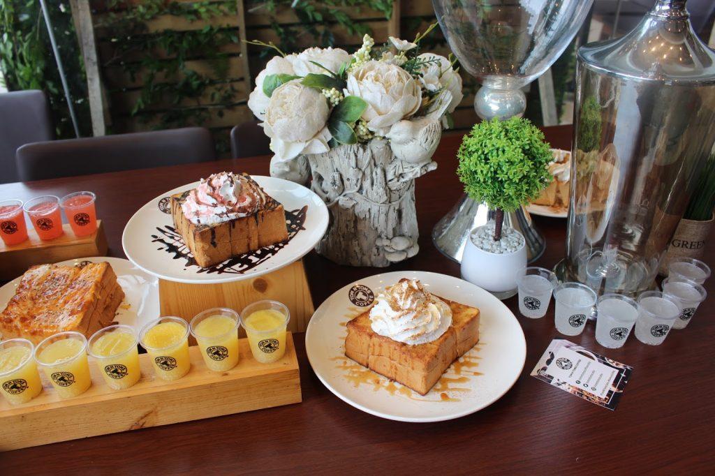 Tom n Toms Coffee Shop Cebu