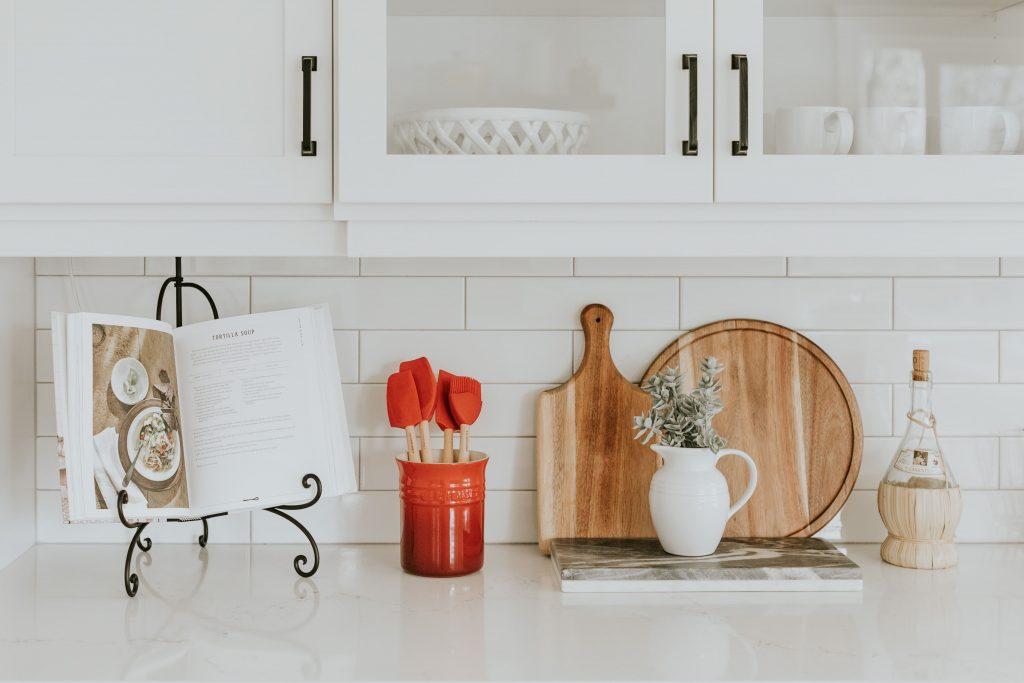 kitchen counter ph